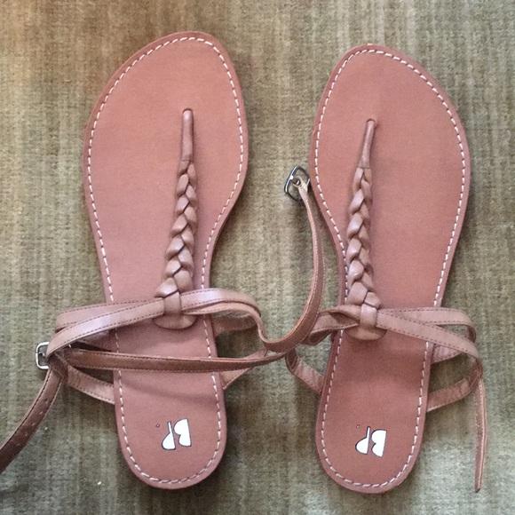 429f3c28058 Nordstrom s (BP) tan flat sandals